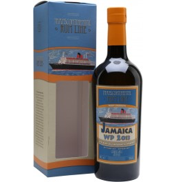 "Ром ""Transcontinental Rum Line"" Jamaica WP, 2013, gift box, 0.7 л"