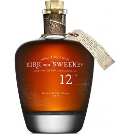 "Ром ""Kirk and Sweeney"" 12 Years Old, 0.75 л"