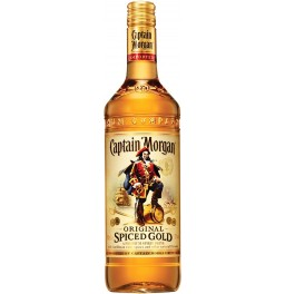 "Ром ""Captain Morgan"" Spiced Gold, 0.5 л"