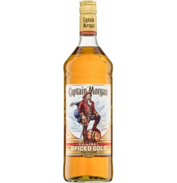 "Ром ""Captain Morgan"" Spiced Gold, 1 л"