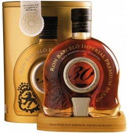 "Ром Ron Barcelo, ""Imperial"" Premium Blend, gift box, 0.7 л"