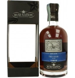 "Ром ""Rum Nation"", Panama 10 Years Old, gift box, 0.7 л"