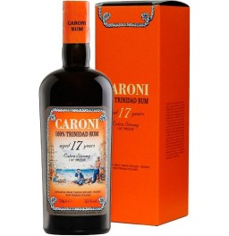 "Ром ""Caroni"" 17 Years Old, gift box, 0.7 л"