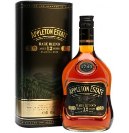 "Ром ""Appleton Estate"" Rare Blend, 12 Years Old, gift box, 0.7 л"