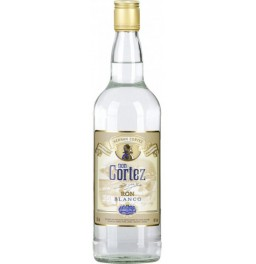 "Ром ""Don Cortez"" Blanco, 0.75 л"