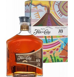 "Ром ""Flor de Cana"" Centenario 18 Years Old, gift box, 0.75 л"