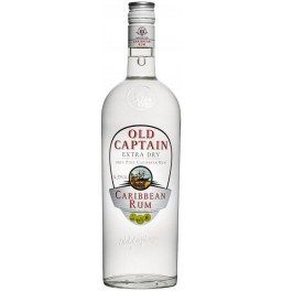 "Ром ""Old Captain"" Extra Dry, 0.7 л"