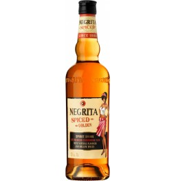 "Ром Bardinet, ""Negrita"" Spiced Golden, 0.7 л"