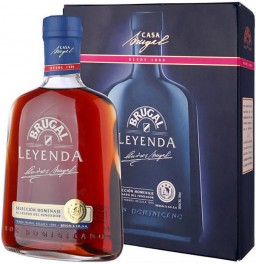 "Ром ""Brugal"" Leyenda, gift box, 0.7 л"